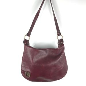 Etienne Aigner | Vintage Oxblood Red Shoulder Bag